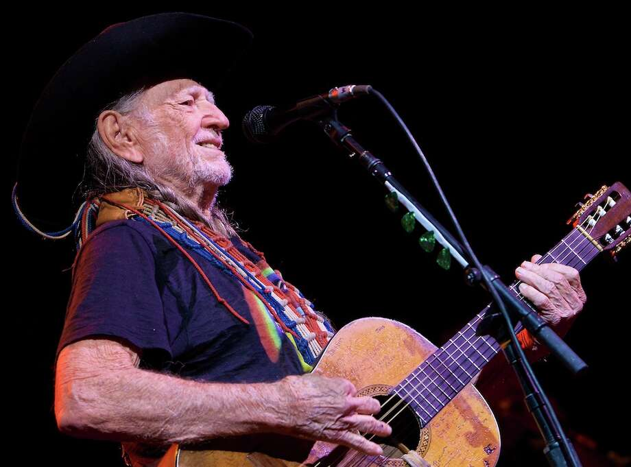 Texas country artist Willie Nelson is a seasoned road warrior. His art has imitated his life on more than one occasion as cities he's visited appear in songs he plays on stage. Continue clicking to see which cities have always been on Willie's mind. Photo: Jay Dryden, For The Houston Chronicle / copyright 2014 Jay Dryden