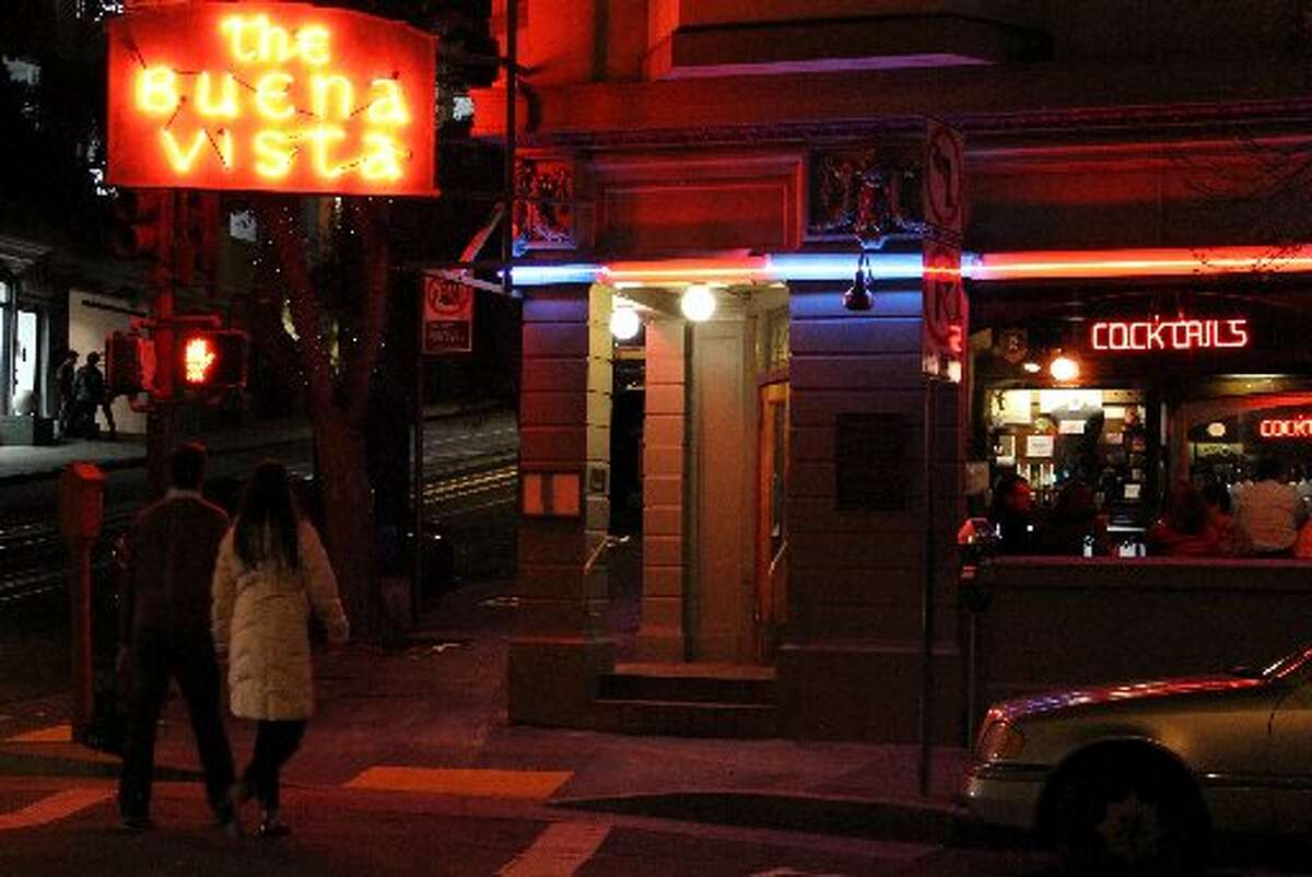 The Buena Vista has been a bar for more than 100 years.