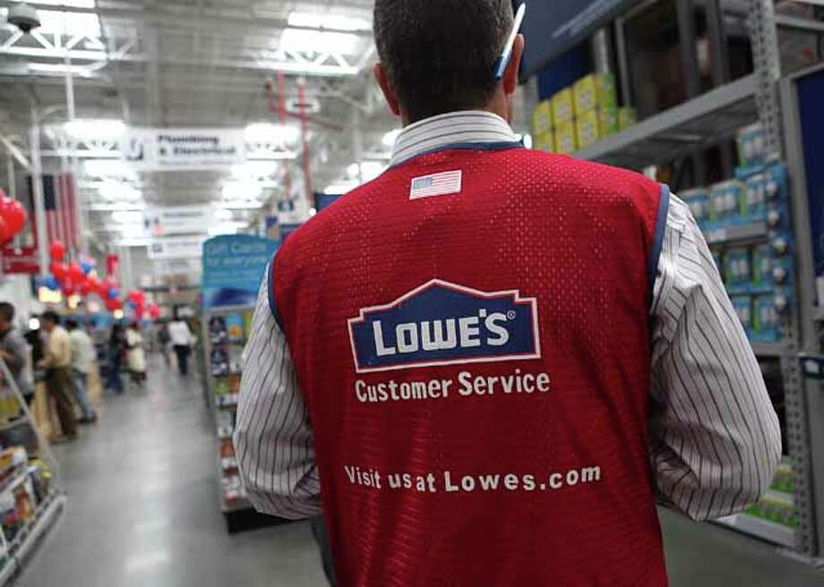 The Morning Consult's Spring 2017 most loved brands:T-8. Lowe'sNet favorability: 70 percent Photo: Justin Sullivan, Houston Chronicle And Getty Images / 2010 Getty Images
