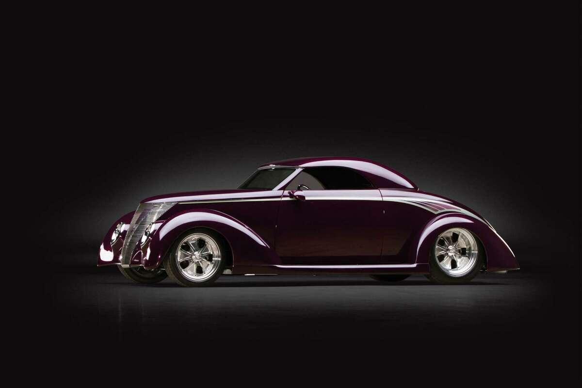 20. 1937 Ford Roadster Oze Custom Sale Price: $99,000
