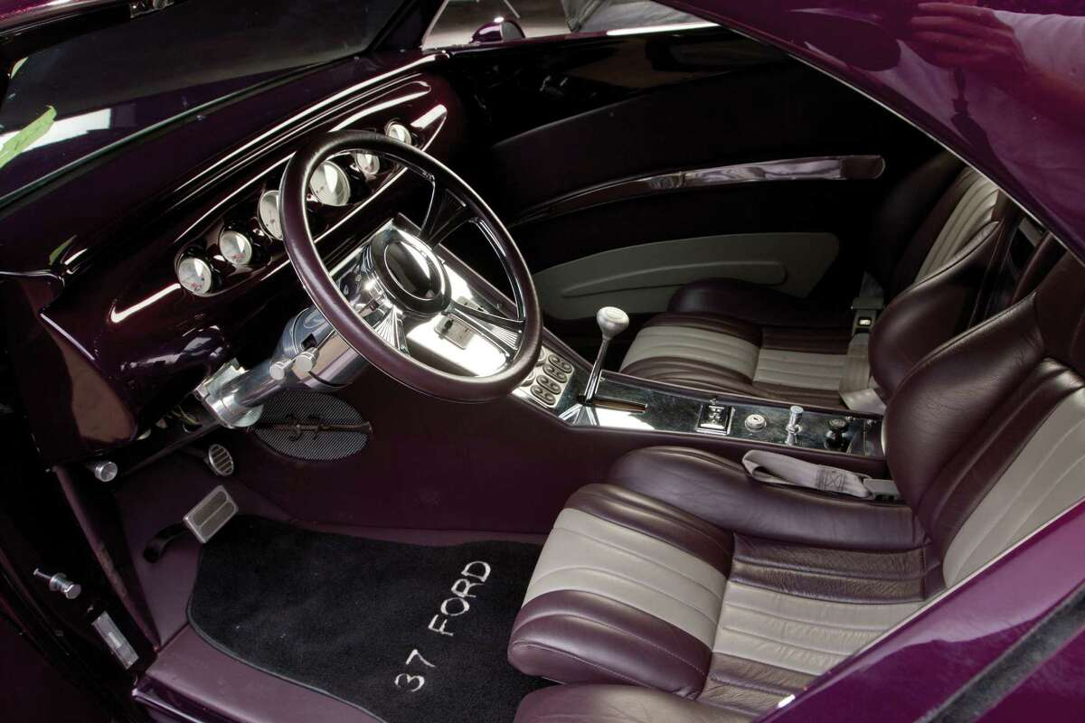 20. 1937 Ford Roadster Oze Custom Sale Price:$99,000
