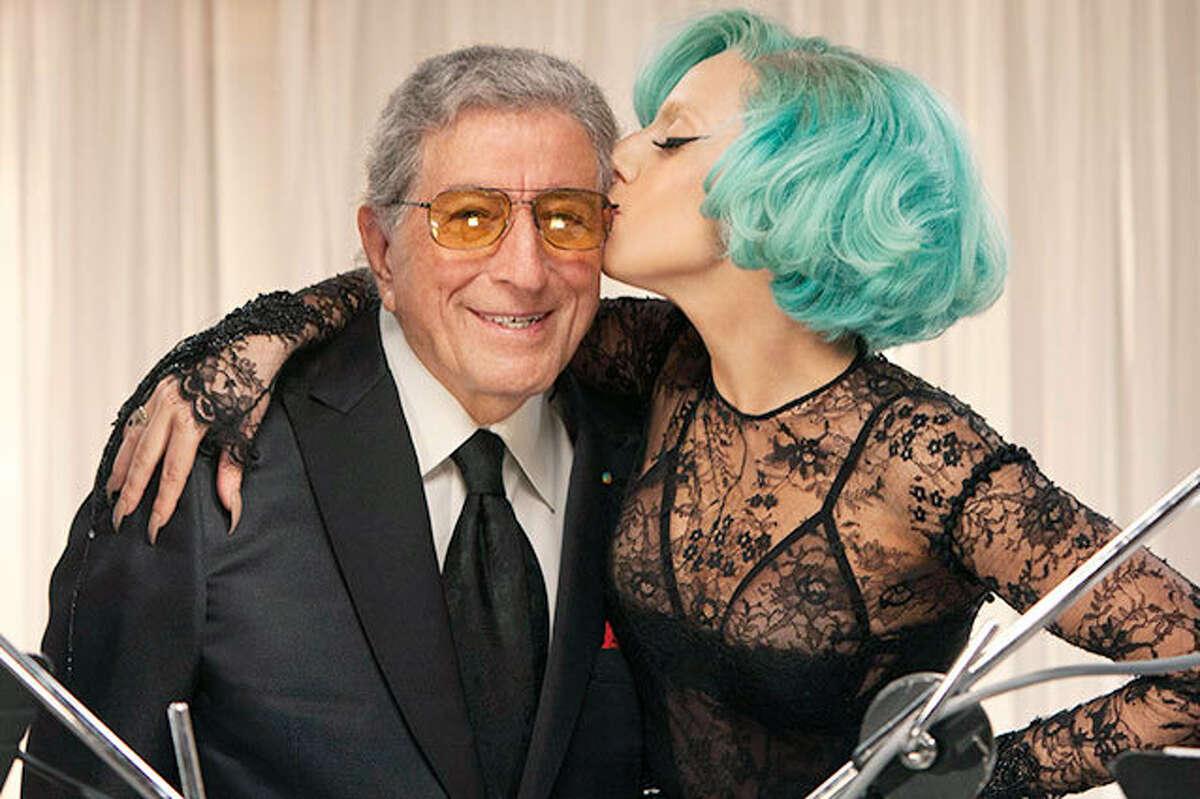Tony Bennett and Lady Gaga, Tanglewood, June 30