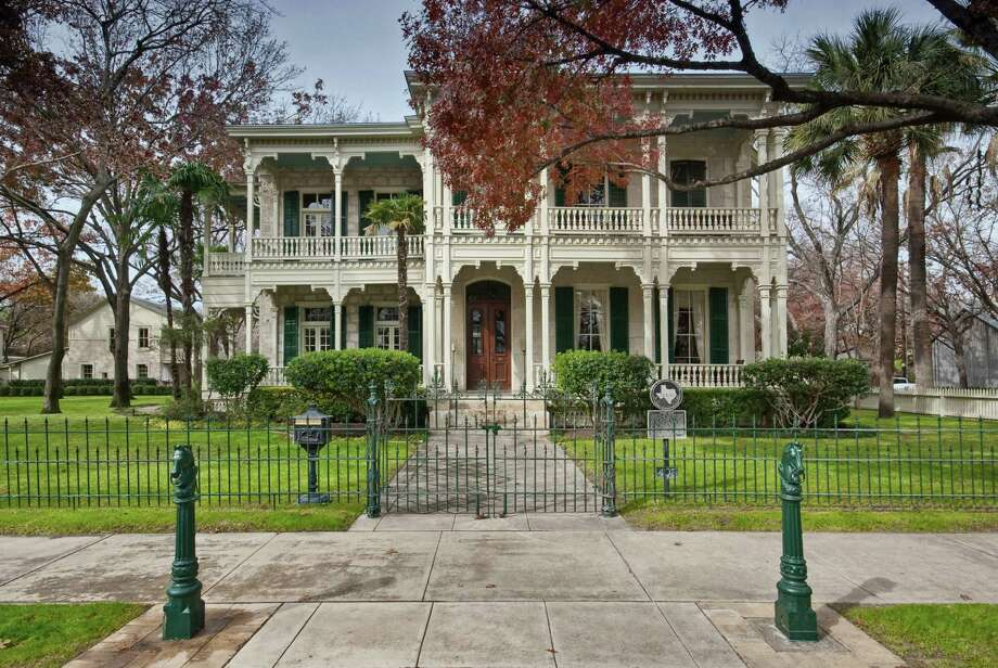 1. The King William Historic District dates back to the 1790s, when the land that once belonged to the Mission San Antonio de Valero (now known as The Alamo) was made available for native settlers in the area or sold at auction, according to the Office of Historical Preservation. Photo: 871519, Courtesy / Lonely Planet Images