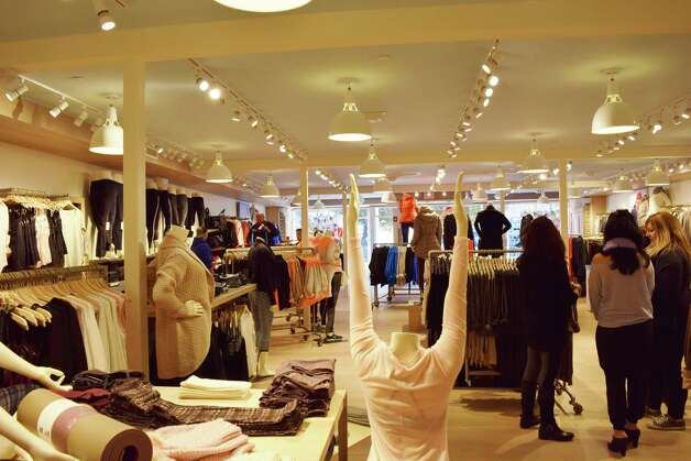 Steven Alan clothing store opens in new downtown building