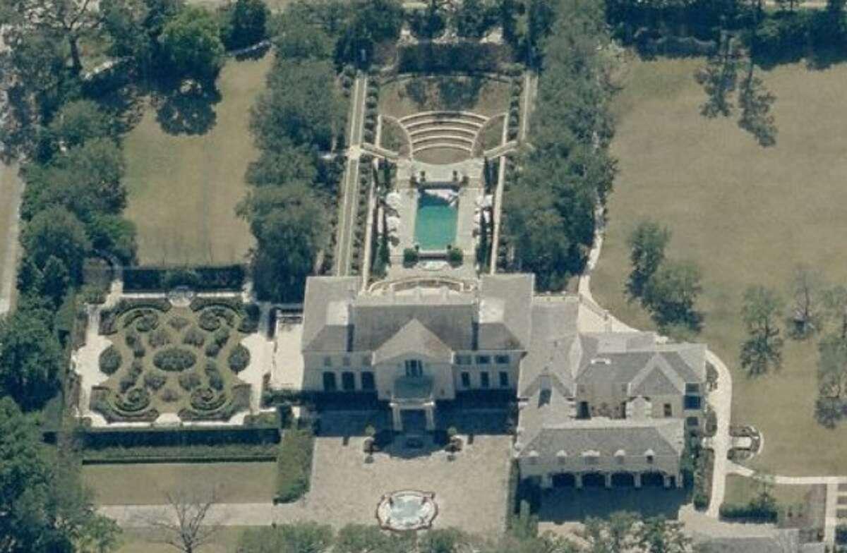 Appraised value: $23.76 million Living area (square foot):28,107 Acreage:6 County:Harris ZIP:77019 City:Houston Address:3330 block of Inwood Drive