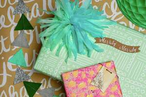 4 fresh gift wrapping ideas - Photo