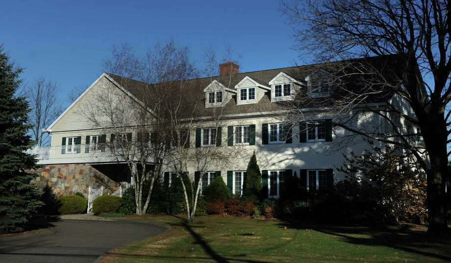 The Catholic Diocese of Bridgeport is asking the Trumbull P & Z for permission to convert the bishop's residence on Daniels Farm Road in Trumbull into a seminary in an effort to downsize. Photo: Autumn Driscoll / Connecticut Post