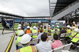 Earthquakes name new stadium - Photo