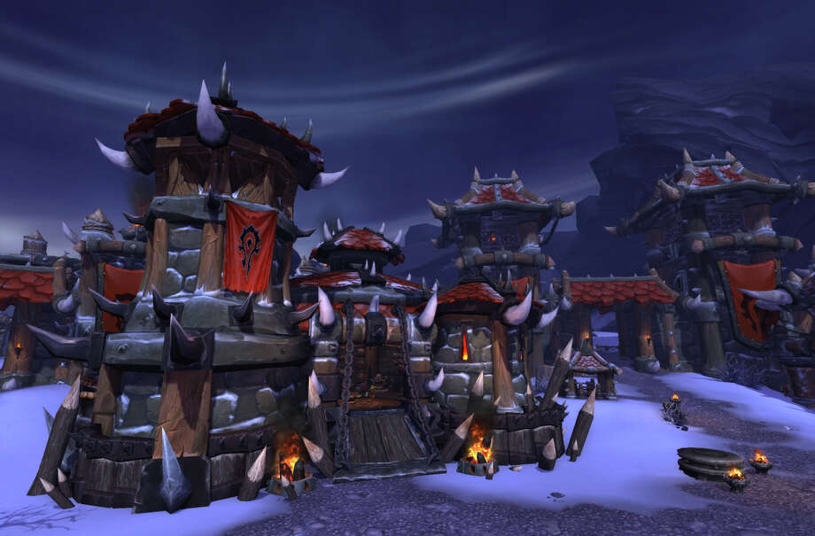 """The number of people who play the subscription game """"World of Warcraft"""" increased with the release of the new edition, """"Warlords of Draenor."""" Photo: Blizzard Entertainment / ONLINE_YES"""