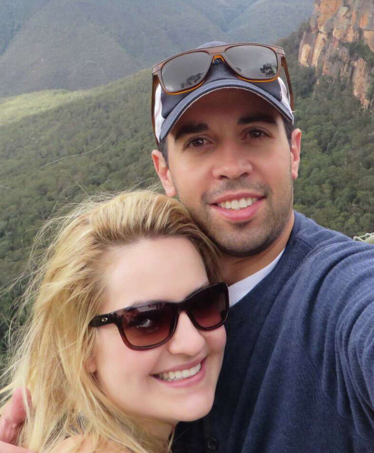 Kristel Kallstrom and Christopher Cosio have announced their engagement. The couple is planning a spring wedding. Fairfield CT. November 2014. Photo: Fairfield Citizen/Contributed / Fairfield Citizen