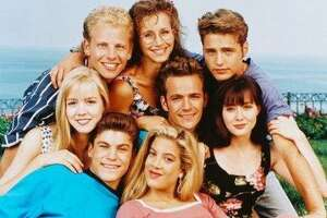 '90210,' then and now - Photo