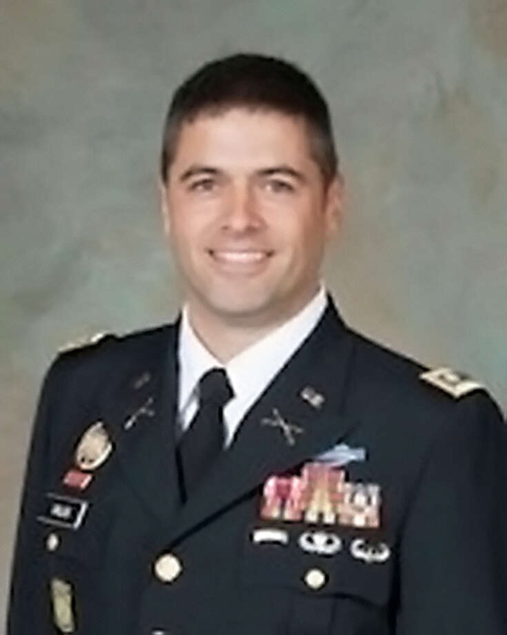 Lt. Colonel Raymond R. Valas Photo: Courtesy Photo