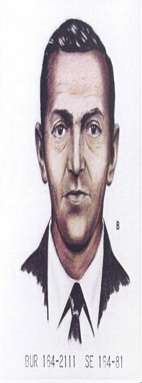 D.B. Cooper