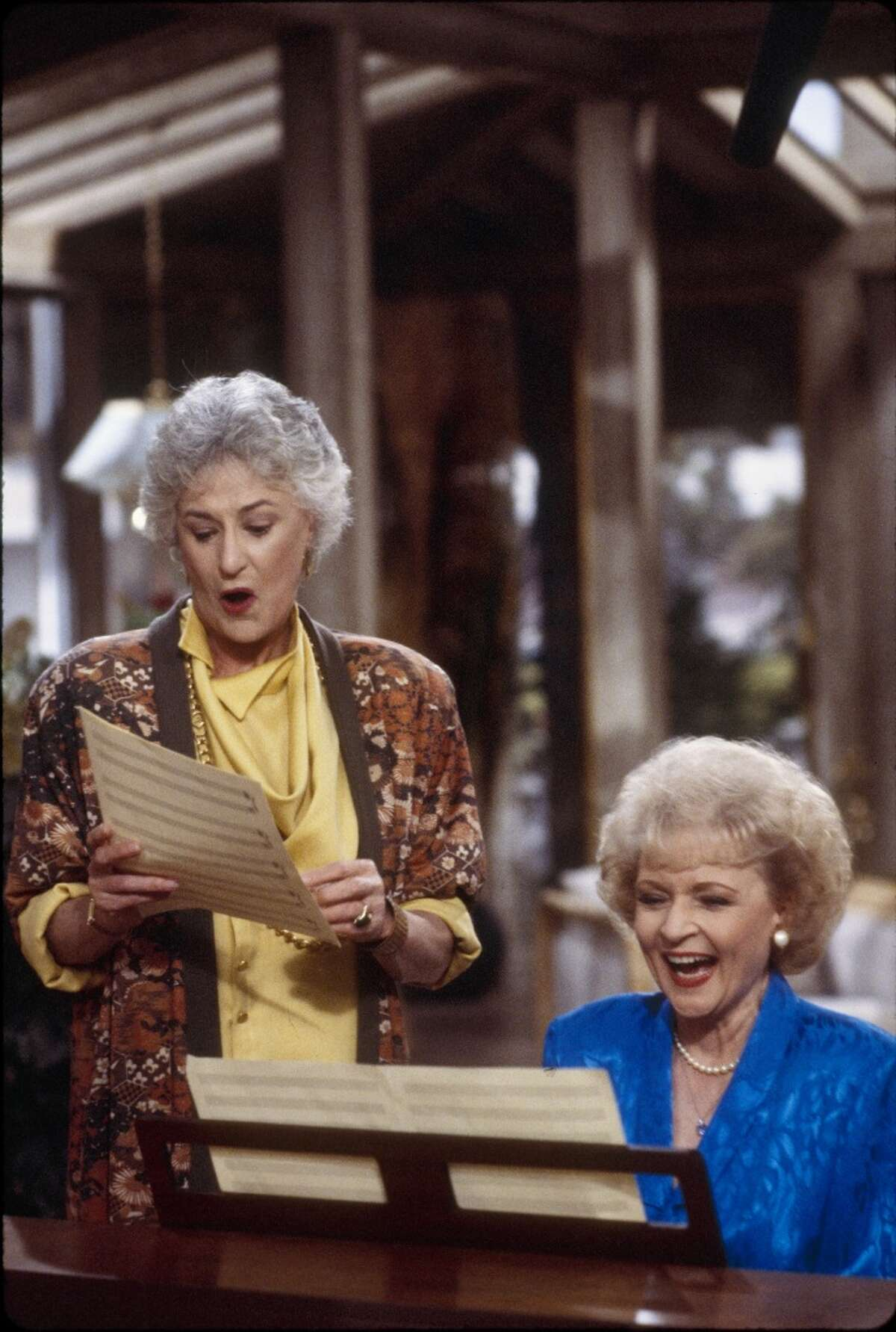 Bea Arthur Before she was a Golden Girl, Arthur (left) joined up in 1943 and served as a truck driver for the Marines. Keep clicking for more celebs who served in the military