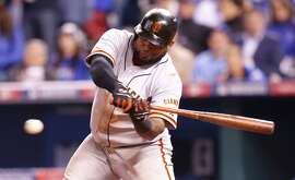 Third baseman Pablo Sandoval, a postseason hero for the Giants, is a hot commodity on the free-agent market and could get a deal worth $100 million or more.