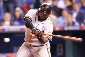 "Giants feel ""right in the middle"" of Pablo Sandoval contract talks - Photo"