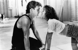 "Patrick Swayze and Jennifer Grey, ""Dirty Dancing.""   In his autobiography, Swazye said of filming with Grey, ""We did have a few moments of friction when we were tired or after a long day of shooting. (Jennifer) seemed particularly emotional, sometimes bursting into tears if someone criticized her.   Other times, she slipped into silly moods, forcing us to do scenes over and over again when she'd start laughing.  I didn't have a whole lot of patience for doing multiple retakes.""  Ultimately, however, the two became friends."