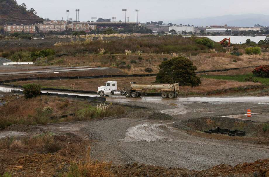 Bay Area S Olympic Dreams Focused On Landfill Near