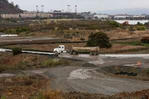 Bay Area's Olympic dreams focused on landfill near Candlestick - Photo