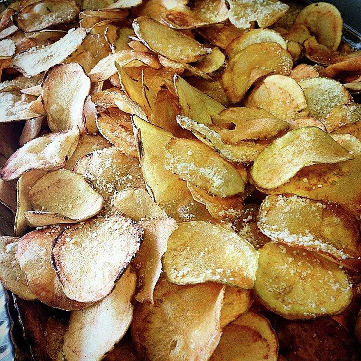 The percentage of Americans consuming chips at least once in two weeks has grown 6.1 percent during 2004-2014.