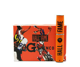 Orange 'Hall of Fame' microG – Grenco Science. $69.95. The award-winning makers of the Snoop Dogg microG launch the 'DNA' Series of new microG's in four color schemes that happen to coincide with some baller sports franchises.