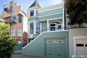 164 Belvedere in the Haight was home to a Rolling Stone photographer in the 1960s.