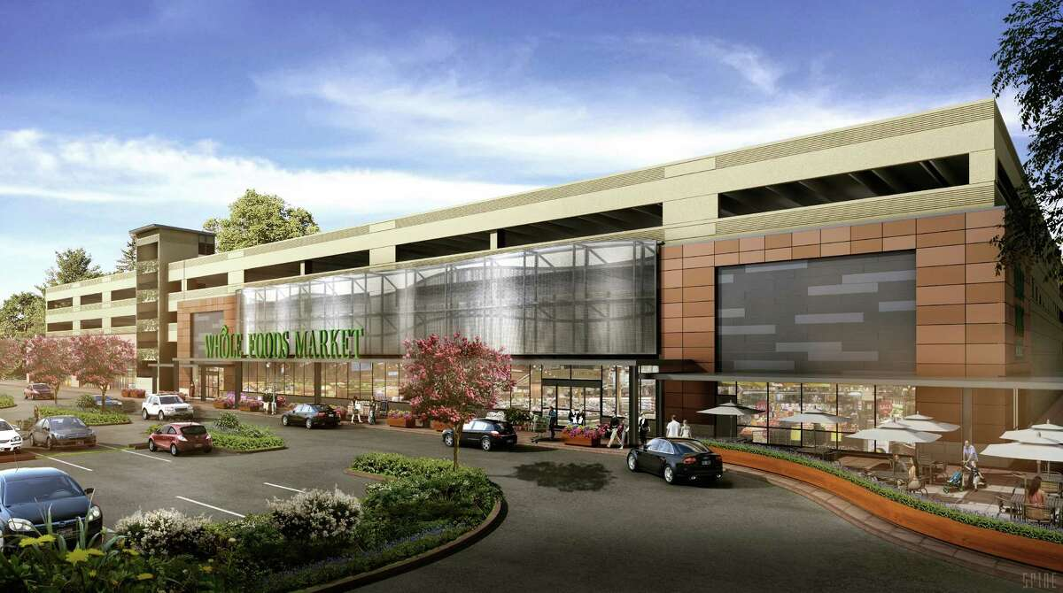 RENDERING - Whole Foods Market is coming to The Woodlands