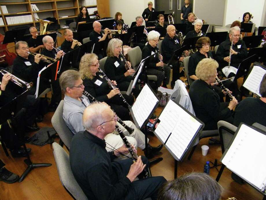 New Horizons Energy City Band will perform at 2:30 p.m. Nov. 23 at Memorial Drive United Methodist Church. Photo: Hal Lundgren