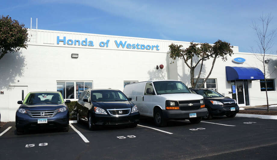 Honda Of Westport Has Moved Its Service Center From The Main Dealership On Post Road East
