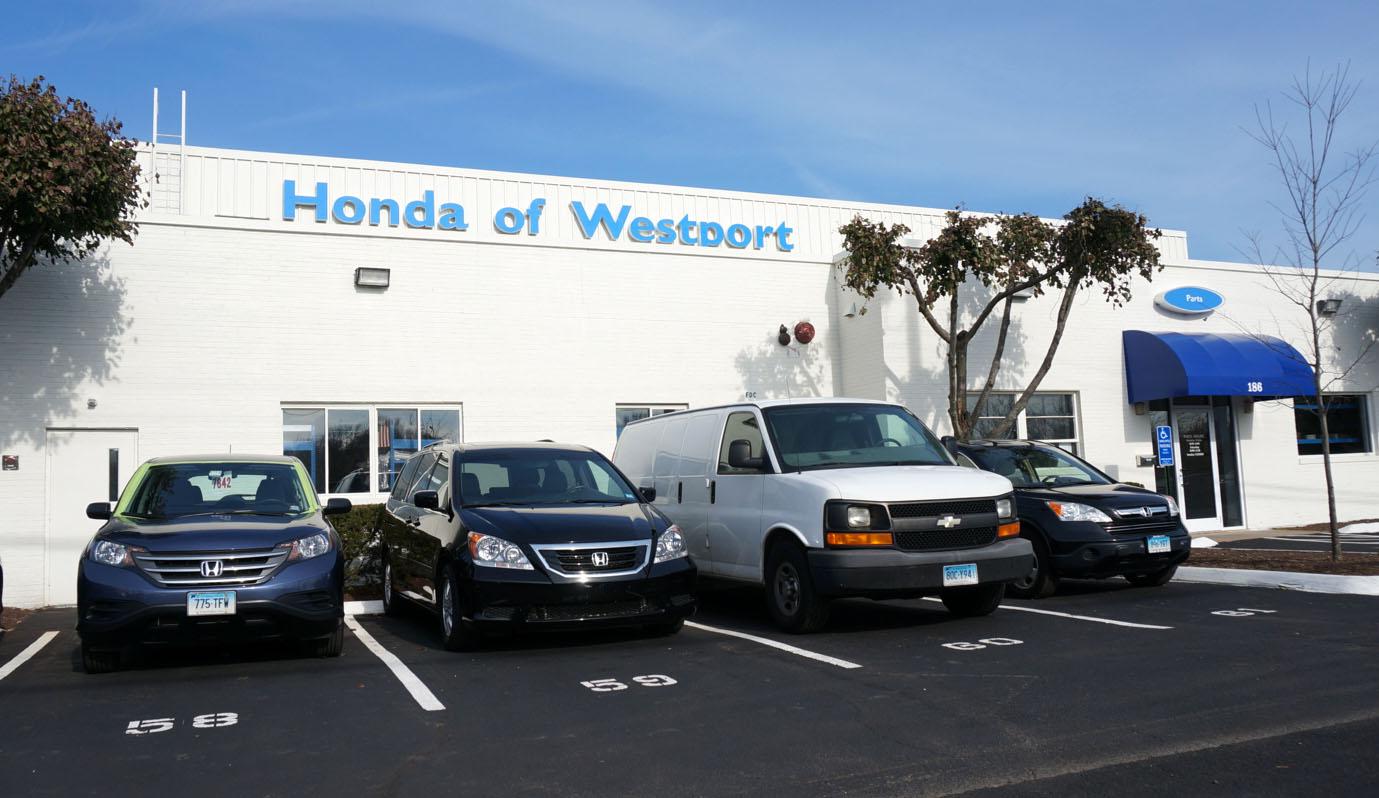 Honda of westport moves service center to fairfield for Honda fairfield ct