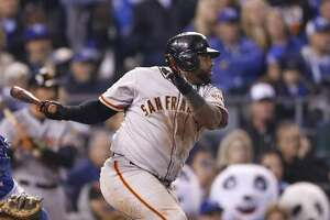 """Giants feel """"right in the middle"""" of Pablo Sandoval contract talks - Photo"""