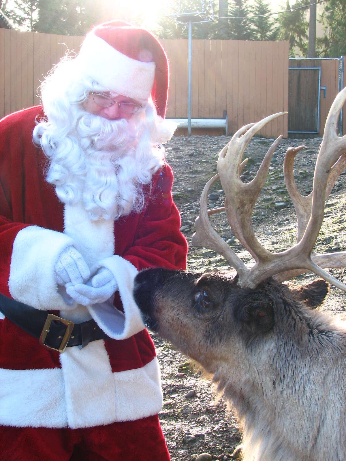 Issaquah Reindeer Festival: Now through Dec. 23