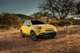 The 2016 FIAT 500X debuted at the 2014 Los Angeles Auto Show.