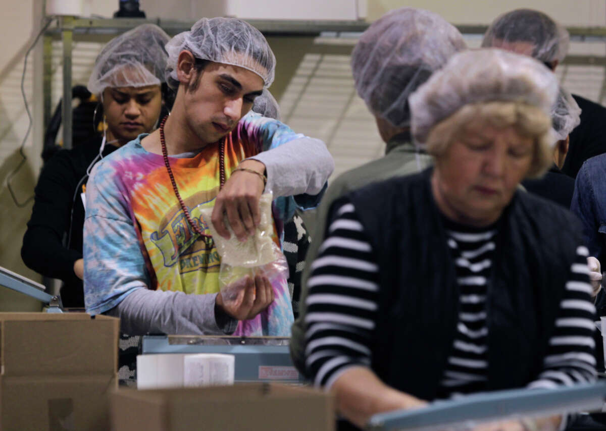 Give back. While the bulk of volunteer efforts take place on Thanksgiving Day, there are plenty of ways to give back on Black Friday. Give away old toys to the San Francisco Firefighters Toy Program, clothes to Goodwill, and canned food to the San Francisco-Marin Food Bank.