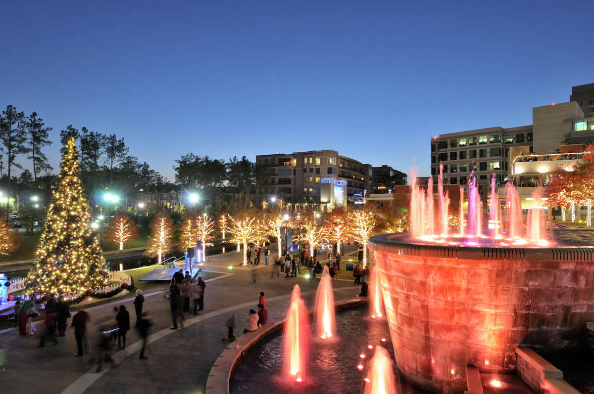 Holiday season in The Woodlands kicks off this weekend with festivities.