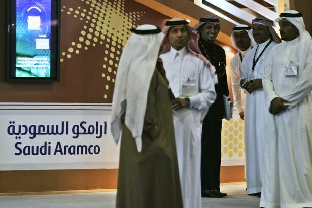 No. 1, Saudi Aramco