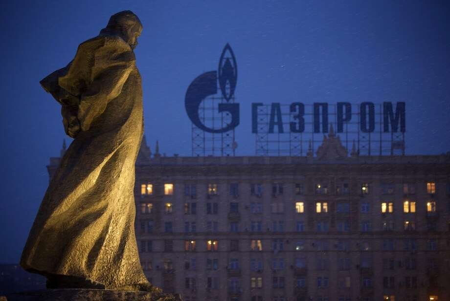 No. 8, Gazprom (Russia) Photo: Alexander Zemlianichenko, Associated Press