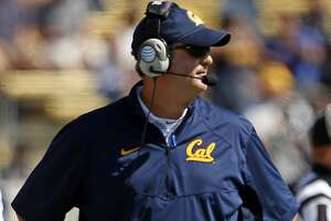 Cal coach Dykes can calm skeptics with a win and a bowl - Photo
