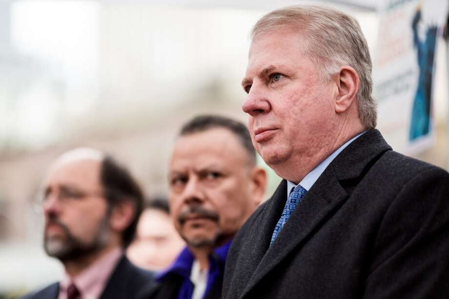 Mayor Ed Murray. Jordan Stead, seattlepi.com) Photo: SEATTLEPI.COM