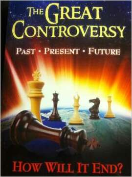'The Great Controversy' was mailed to thousands of San Francisco residents last week.