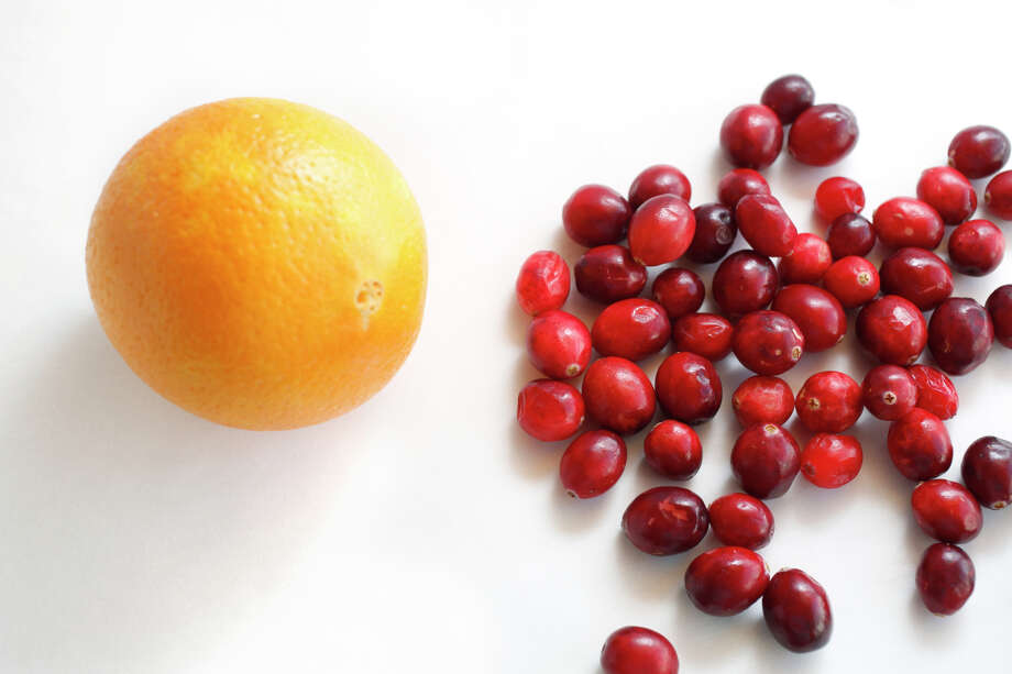 Ingredients for Granny Risley's Cranberry Sauce Photo: Craig Lee / ONLINE_YES