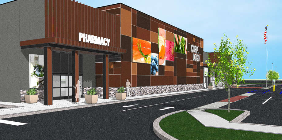 Rendering of Price Chopper's Sutton Mass. Store with the new Market 32 rebranding. (Price Chopper)