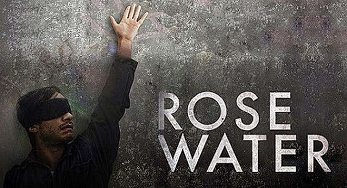 """""""Rosewater,"""" directed by Jon Stewart of The Daily Show, dramatizes the imprisonment of a Newsweek journalist in Iran."""