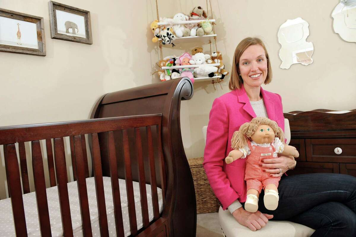 Kristi Barlette (Albany Times Union's Solutions editor: One of Barlette's favorite holiday memories is of receiving a much desired Cabbage Patch doll for Christmas when she was a child. (Photo by Cindy Schultz/518Life)