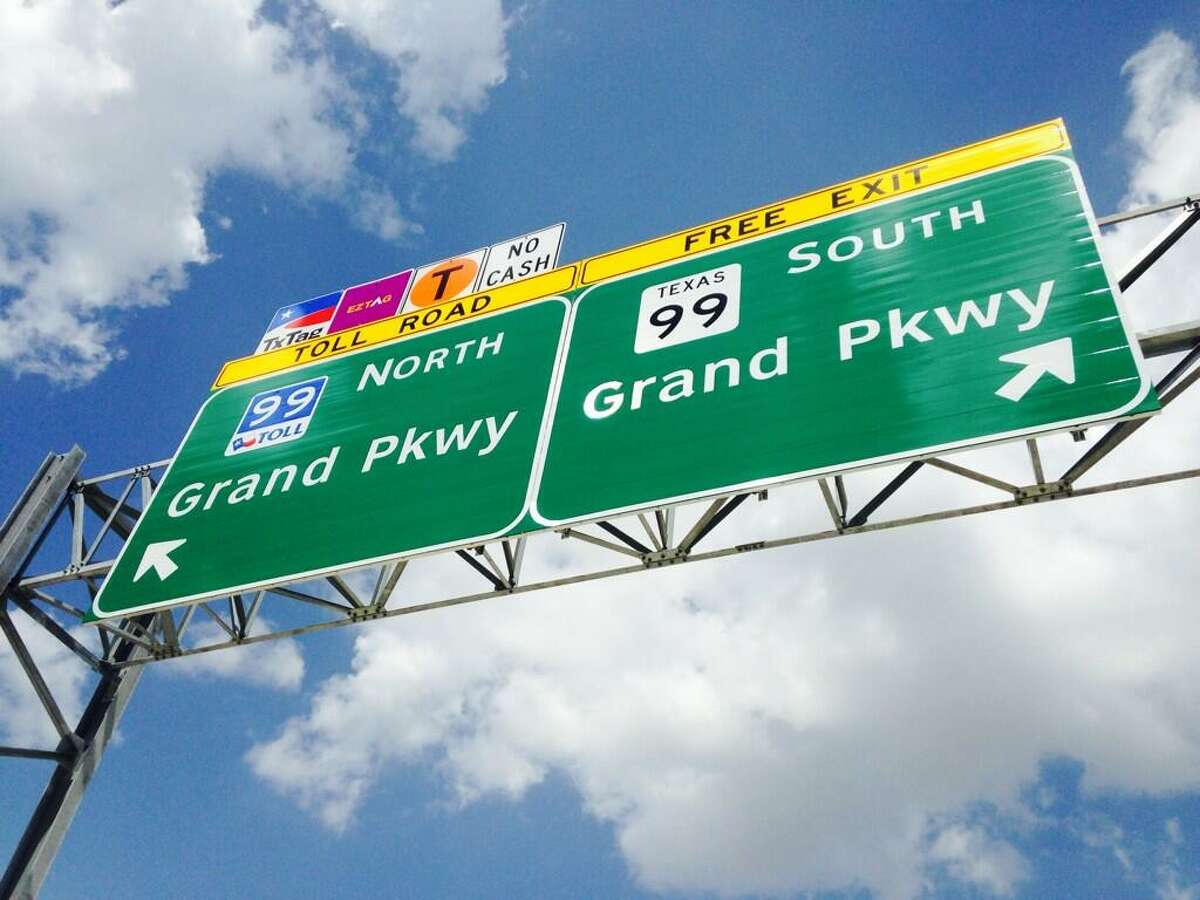 Grand Parkway A 38-mile segment of the Grand Parkway, from U.S. 290 to U.S. 59 north, is set to open late in the year.