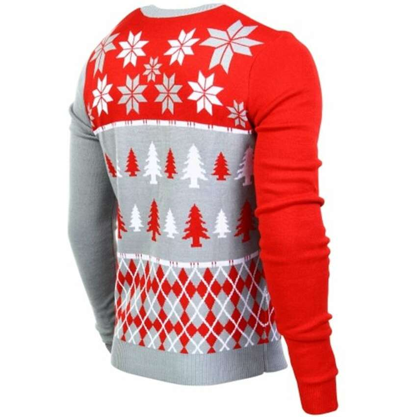 Houston Rockets ugly sweater