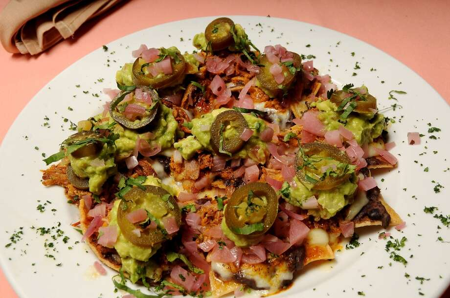 The Nachos Jorge at the new Pico's Mex-Mex restaurant on Kirby at Richmond .(Dave Rossman photo) Photo: Dave Rossman, For The Houston Chronicle