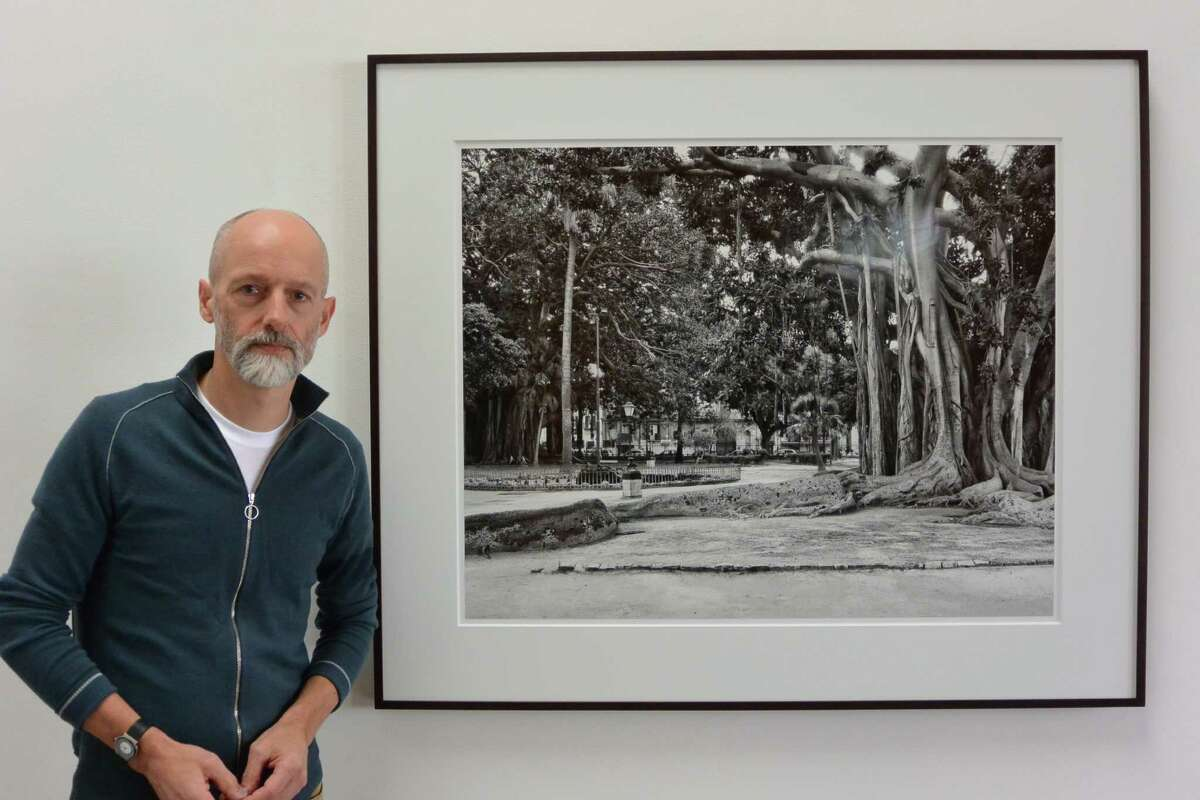 """John Riddy is considered one of Great Britiain's finest art photographers. An exhibition of his """"Palermo"""" photos is on view at Lawrence Markey Gallery through Dec. 19."""