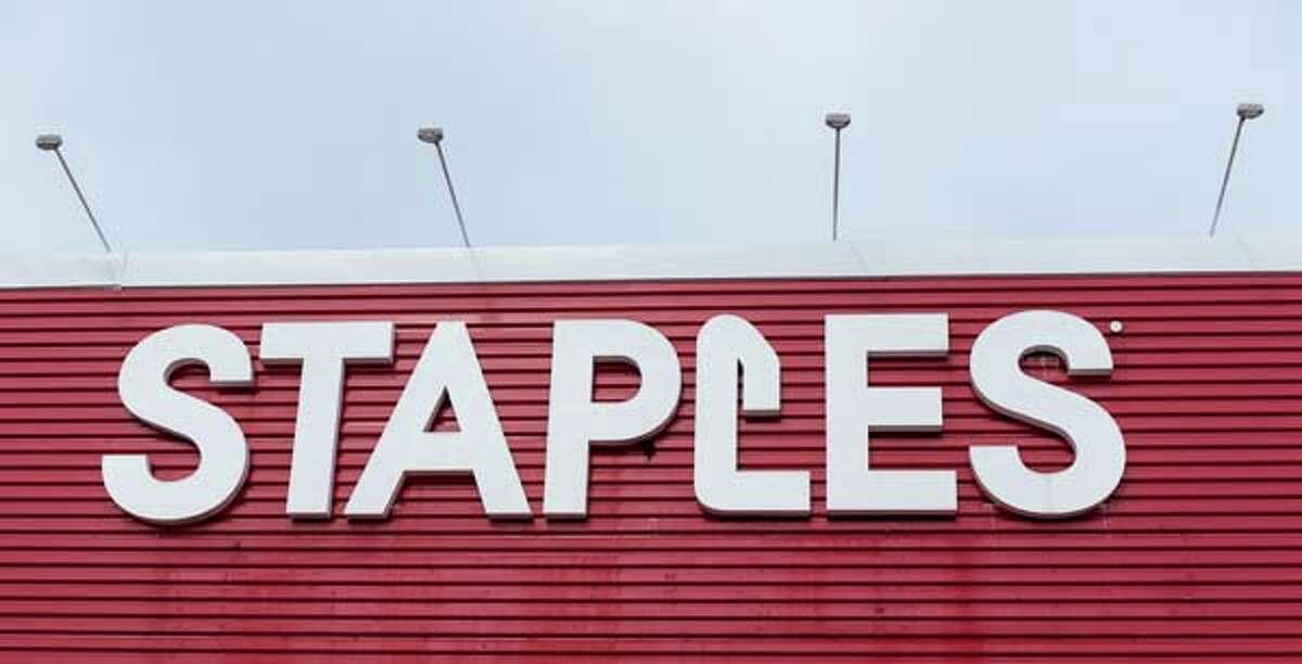 No. 2 in Phones Staples' average discount is 35.3 percent.
