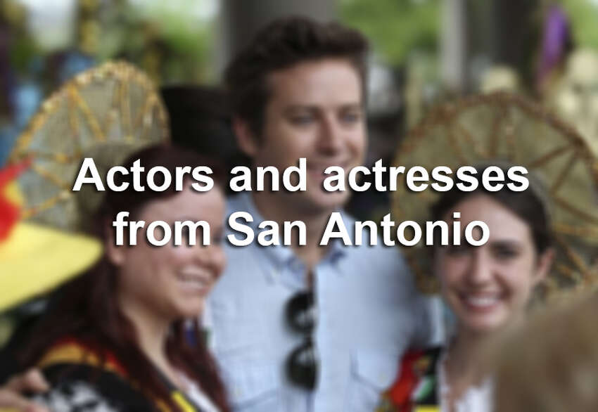You probably didn't know these big stars have San Antonio roots.